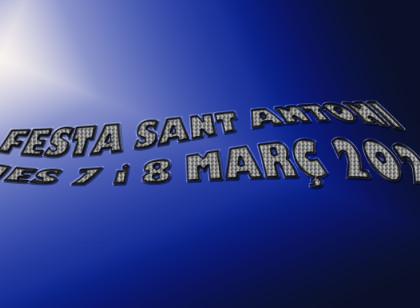 SLIDER FESTA SANT ANTONI 2020
