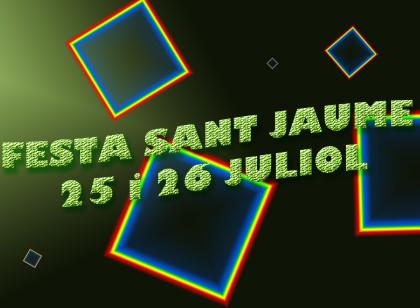 SLIDER FESTA SANT JAUME 2020